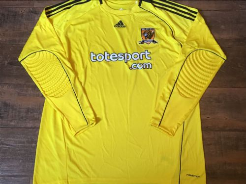 2010 2011 Hull City Goalkeepers Football Shirt XL
